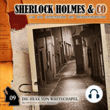 Sherlock Holmes & Co, Folge 9: Die Hexe von Whitechapel