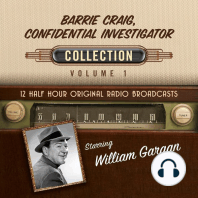 Barrie Craig, Confidential Investigator, Collection 1
