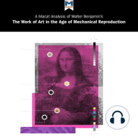 """Walter Benjamin's """"The Work of Art in the Age of Mechanical Reproduction"""": A Macat Analysis"""