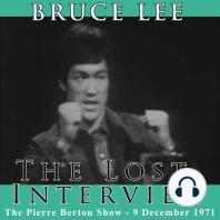 The Lost Interview: The Pierre Burton Show - 9 December 1971