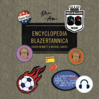 Men in Blazers Present Encyclopedia Blazertannica