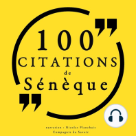 100 citations de Sénèque