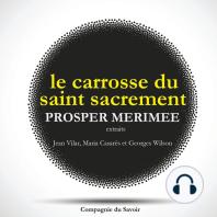 Le Carrosse du Saint Sacrement, de Prosper Mérimée