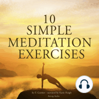 10 Simple Meditation Exercises