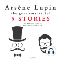 Arsène Lupin, the Gentleman-Thief