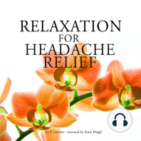 Relaxation for headache relief