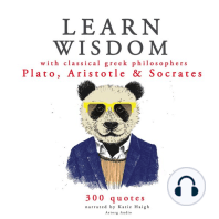 Learn Wisdom with Classical Greek Philosophers