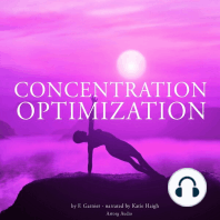 Concentration Optimization
