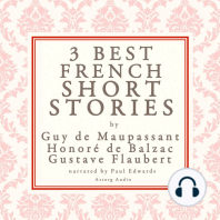 3 Best French Short Stories