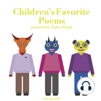Children's Favorite Poems: Best Tales and Stories for Kids