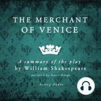 The Merchant of Venice, A summary of the play