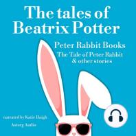 The Tales of Beatrix Potter, Peter Rabbit books