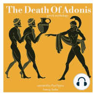 The Death Of Adonis