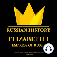 Elizabeth I, Empress of Russia