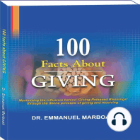 100 Facts About Giving