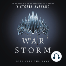 War Storm: Red Queen, Book 4