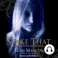 Stake That: A Blood Coven Vampire Novel