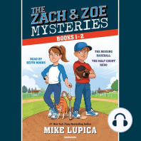 Zach and Zoe Mysteries, The