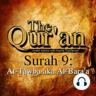 Qur'an (Arabic Edition with English Translation), The - Surah 9 - At-Tawba aka Al-Bara'a