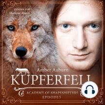 Kupferfell, Episode 5 - Fantasy-Serie: Academy of Shapeshifters