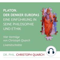 Platon. Der Denker Europas