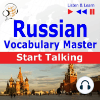 Russian Vocabulary Master