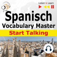 Spanish Vocabulary Master