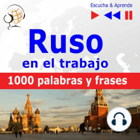 Ruso en el trabajo – Escucha & Aprende