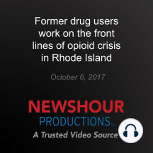 Former drug users work on the front lines of opioid crisis in Rhode Island: America Addicted