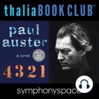 Paul Auster, 4, 3, 2, 1