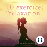 10 exercices de relaxation
