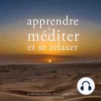 Apprendre à méditer et à se relaxer