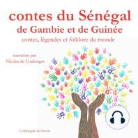 Contes du Sénégal, de Gambie et de Guinée