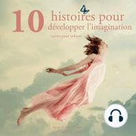 10 histoires pour développer l'imagination des enfants