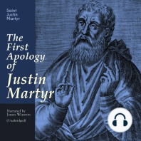 The First Apology of Justin Martyr