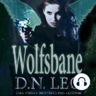 Wolfsbane - Dark Solar Trilogy - Book 2