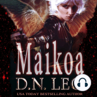 Maikoa - Dark Solar Trilogy - Book 3