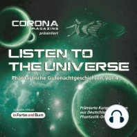Listen to the Universe - Phantastische Gutenachtgeschichten, Vol. 4