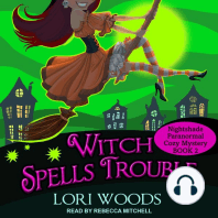 Witch Spells Trouble