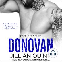 Donovan: Face-Off, Book 3