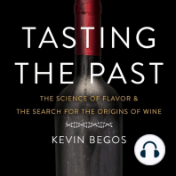 Tasting the Past