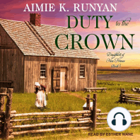 Duty to the Crown: Daughters of New France, Book 2
