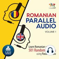 Romanian Parallel Audio