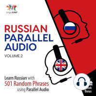 Russian Parallel Audio - Volume 2