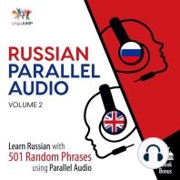 Russian Parallel Audio - Volume 2