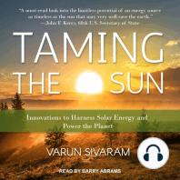 Taming the Sun
