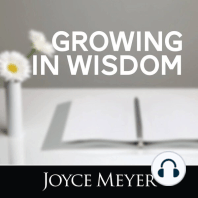 Growing in Wisdom