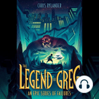 The Legend of Greg