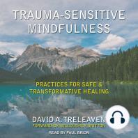 Trauma-Sensitive Mindfulness