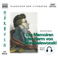 Die Memoiren des Herrn von Schnabelewopski